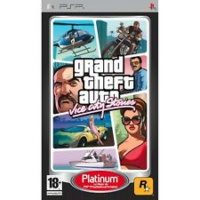 Grand Theft Auto: Vice City Stories [Sony PlayStation Portable PSP, Region Free]
