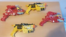 4 x Power Rangers Dino Charge Morpher