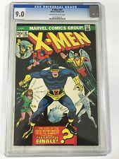 X-MEN # 87 CGC 9.0 - Very High Grade Gem ..!!