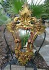 Antique Gilded Frame Mirror, Spain Circa  1930's