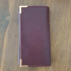 Vintage Genuine Leather Key Holder Case (Porter Brand) 6 Key