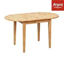 Argos Home Banbury Extendable Dining Table - Natural