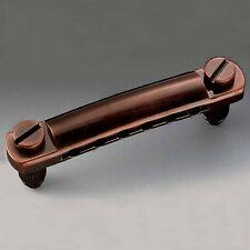 CORDIER SCHALLER STOP TAILPIECE style Gibson BLAK Chrome SC530.447 12050800