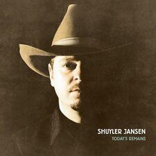 Shuyler Jansen - Today's Remains [New CD]