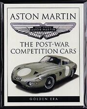 ASTON MARTIN COMPETITION CARS Cartes Collection-DB2 DB3S DBR1 DB4GT DP214 AMR1