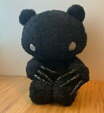 Gloomy Bear 40cm Big Plush Doll Stuffed Chax GP type Abstraction Black 20th