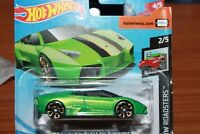 LAMBORGHINI - REVERTON ROADSTER - HOT WHEELS - SCALA 1/55