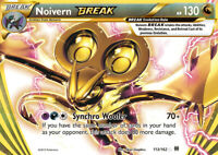 Noivern Break 113/162 XY Breakthrough Ultra Rare Holo Pokemon Card MINT TCG