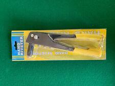 Pop Riveter Gun Kit  Rivet Hand Tool Set Gutter Repair Heavy Duty US Seller
