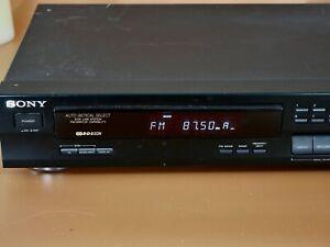 Sony FM/AM tuner Model: ST-S261