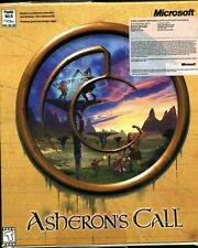 New ListingAsheron'S Call Microsoft Pc Game New unSealed 1999 complete Big Box