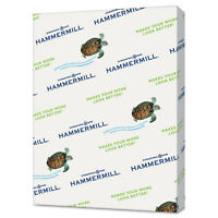 Hammermill Recycled Colored Paper 20lb 8-1/2 x 11 Turquoise 500 Sheets/Ream