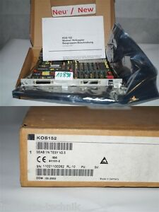 AEG Modicon Kos 152 Modnet 1N-Koppler KOS152