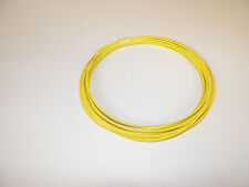 16 Ga. YELLOW Abrasion-Resistant General Purpose Wire (TXL) - (25 feet coil)