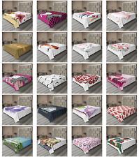 Ambesonne Kissing Flat Sheet Top Sheet Decorative Bedding 6 Sizes