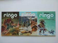 Ringo : série complète (albums en très bel état) - Vance - Lombard