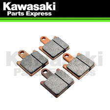 NEW 2006 - 2011 GENUINE KAWASAKI CONCOURS 14 NINJA ZX-14R FRONT BRAKE PAD SET