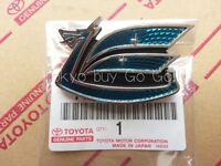 Toyota Celica Blue Dragon Side Emblem NEW Genuine OEM Parts 1970-1977