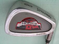 SPALDING MOLITOR POWER OVERSIZE 8 IRON STEEL SHAFT GOLF CLUB