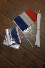 """French Flags- 3""""x5"""" setof 16"""
