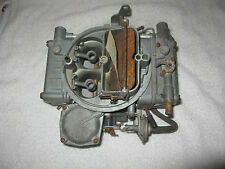 Mopar 1970 383 Automatic California Holley Carburetor Core