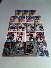 *****Chad Kilger*****  Lot of 38 cards.....16 DIFFERENT / Hockey