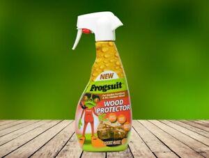 Frogsuit Wood Protector & Restorer for Garden Furniture, Power & Rattan Cleaner