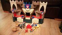 Fisher Price Imaginext Lion's Den Castle - Figures & Accessories - Kids Toys