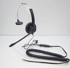 YHS-11 Headset for Yealink T28P T32G T38G T41P T42G T46G T48G Cisco 7910 7912 IP