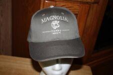 Magnolia Farms Waco Texas Hat Ball Cap Adjustable *NEW
