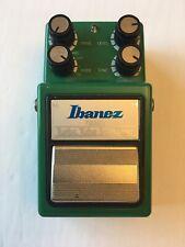 Ibanez TS9DX Turbo Tube Screamer Overdrive Guitar Effect Pedal MIJ Japan