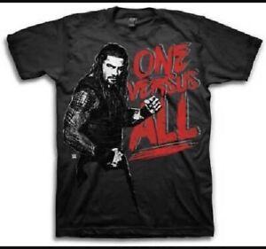 WWE ROMAN REIGNS ONE VERSUS ALL T-Shirt