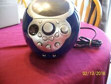 Nice Memorex Portable Cd Karoke Player  Works Great