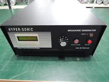 HYPER-SONIC HYPER SONIC MEGASONIC GENERATOR / Free Shipping