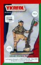 French Foreign Infantry 1:72, 2. WW II Ykreol wie Airfix Atlantic Vintage Selten
