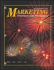 Marketing: Practices and Principles, Student Project Guide (OTHER MARKETING)