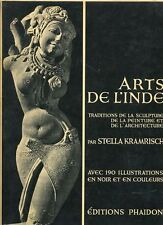 ARTS DE L'INDE, traditions de la sculpture, de la peinture ( )