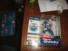 Wayne Gretzky #99 EDMONTON OILERS Legends series1 debut figure McFarlane NHL NEW