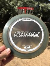 Discraft Z Force Flat And Firm Unique Color 172g 8/10
