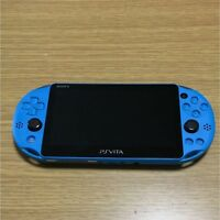 Sony PlayStation Vita PCH-2000ZA23 series Aqua Blue by SONY Good Condition
