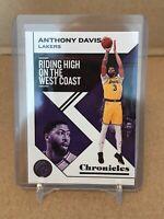 2020 ANTHONY DAVIS #16 - Panini 2019-20 Chronicles - Lakers