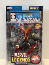 Marvel Legends COLOSSUS w/diorama piece by ToyBiz 2003 NEW IN BOX