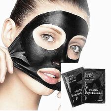 NEW 1pcs Remove Blackhead Cream Deep Cleaning Mud Peel Acne Black Mud Face Mask