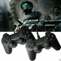 USB 2.0 Wired Game Controller Gamepad Joypad for Laptop PC Computer Portable BS