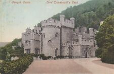 Gwrych Castle. North Wales Vintage Postcard