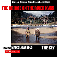 The Bridge on the River Kwai / The Key - Malcolm Arnold - Original Soundtracks