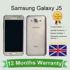 Unlocked Samsung Galaxy J5 (J500) Dual Sim Android Mobile Phone - 16GB Gold