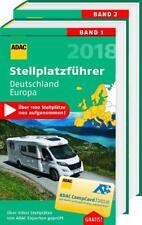 ADAC Stellplatzführer Deutschland und Europa 2018 von ADAC Verlag GmbH & Co KG (2017, Taschenbuch)
