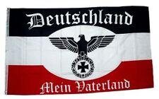 Flagge / Fahne Deutschland Mein Vaterland Deutsches Reich Hissflagge 90 x 150 cm