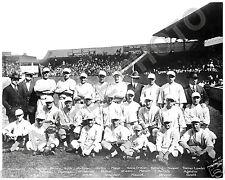 1918 BOSTON RED SOX BASEBALL WORLD SERIES CHAMPIONS TEAM 8X10 PHOTO